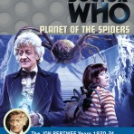 Planet of the Spiders – last copies!
