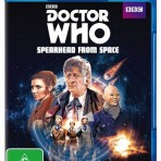 Spearhead From Space (Blu-ray)