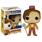 Eleventh Doctor with Fez & Mop Pop! Vinyl Figure