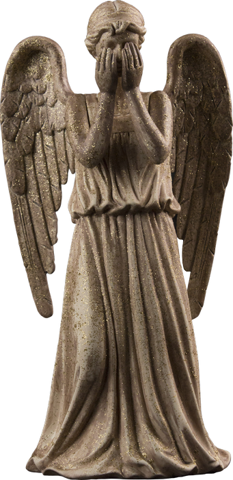 Weeping Angel Christmas Tree Topper | - Doctor Who Club of ...