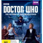 The Return of Doctor Mysterio (Blu-ray)