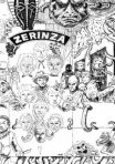 Zerinza Volume One (paperback)