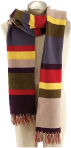 Fourth Doctor 12 Foot Scarf