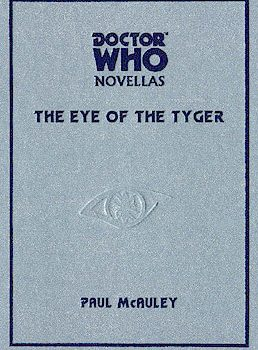 DWCA Book Club June – The Eye of the Tyger