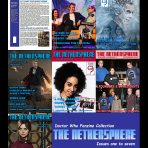 The Nethersphere Issues 1 to 7 – Black and White Edition