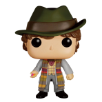 Fourth Doctor with Jellybabies Pop! Vinyl Figure