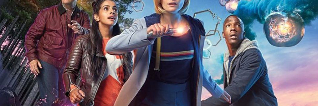 Win a double pass to The Woman Who Fell to Earth