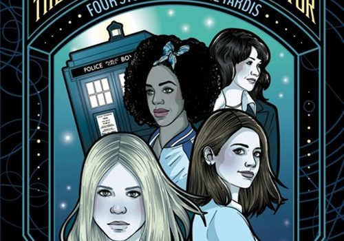 DWCA Book Club December – The Day She Saved the Doctor