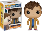 Tenth Doctor Pop! Vinyl Figure