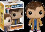 Tenth Doctor Pop! Vinyl Figure