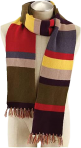 Fourth Doctor 6 Foot Scarf
