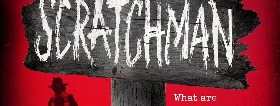 DWCA Book Club April – Scratchman