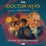 The First Doctor Adventures Volume 3