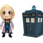 Thirteenth Doctor and TARDIS 3″ Kawaii Twin Pack
