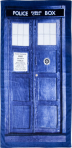 TARDIS Beach Towel