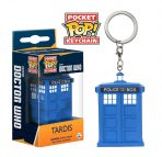 TARDIS Pocket Pop! Keychain