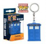 TARDIS Pocket Pop! Keychain