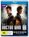 The Day of the Doctor (Blu-ray)