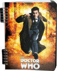 Tenth Doctor Lenticular Journal
