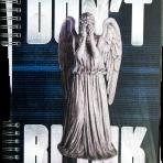 Weeping Angel Lenticular Journal