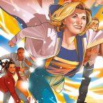 The Thirteenth Doctor Vol 1: A New Beginning