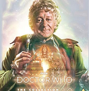 Doctor Who: The Collection Australian Release Dates Announced with New Distributor Universal