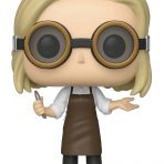 Thirteenth Doctor with Goggles Pop! Vinyl figure