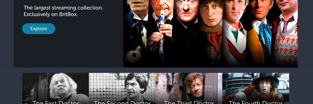 Doctor Who Classics go digital