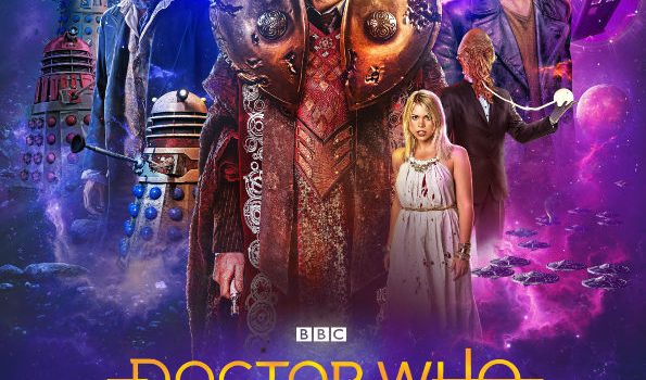 The Tenth Doctor Returns – Time Lord Victorious Coming Soon from BBC Studios