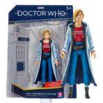 5.5″ Thirteenth Doctor Action Figure (with Magenta Shirt)