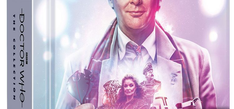 The Doctor Returns on Blu-Ray