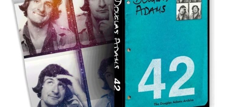 New Douglas Adams book