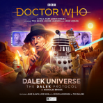 Fourth Doctor Adventures – Dalek Universe: The Dalek Protocol