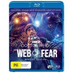 Doctor Who – The Web of Fear special edition (Blu-ray)