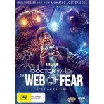 Doctor Who – The Web of Fear special edition (DVD)